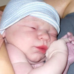 My Birth Story: natural, med-free labor and waterbirth
