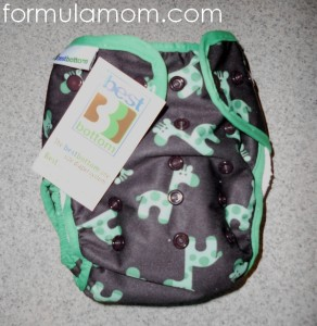 Learn more about the Best Bottom cloth diapering system!