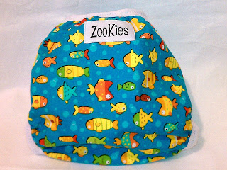 Review: Zookies #clothdiapers