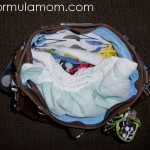 Summer Fluffin': Using Cloth While Out & About