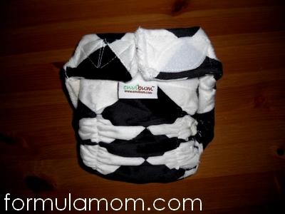 Envibum Envicheckered Cloth Diaper