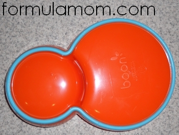 Bottom of Groovy & Modware interlocking plate and bowl