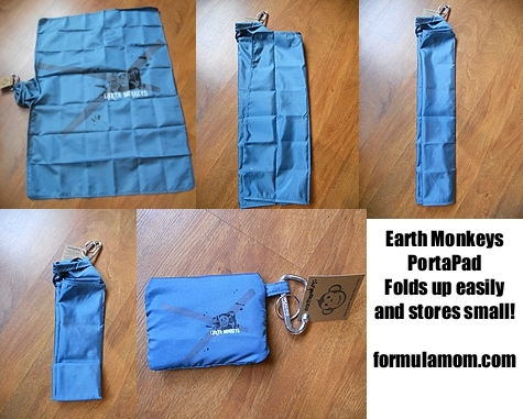 Earth Monkeys Porta-Pad