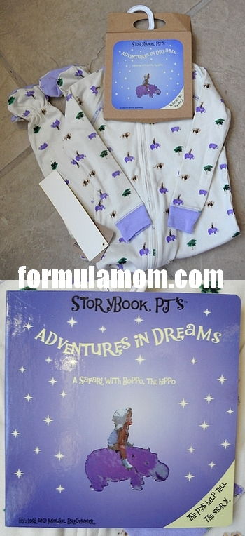 Little Toader Storybook Pajamas