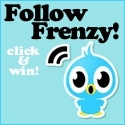 For Bloggers: Follow Frenzy September Sign Up Now Open!