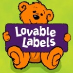 Go Back to School with Lovable Labels