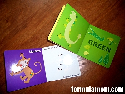 Lazoo Board Books