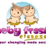 Cloth Leaves Nothing Behind: Baby Fresh Cleanser