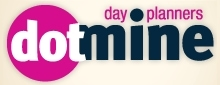dotmine affordable day planners