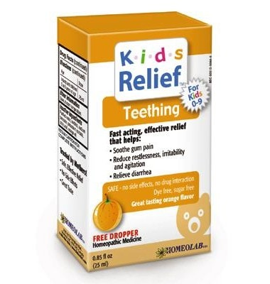 Kids Relief Teething Remedy