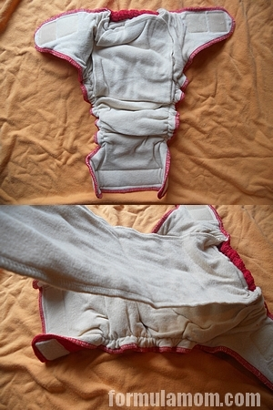 Smitten Cloth Diaper