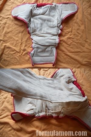 Smitten Cloth Diaper