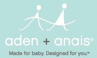 Aden + Anais sleeping bag