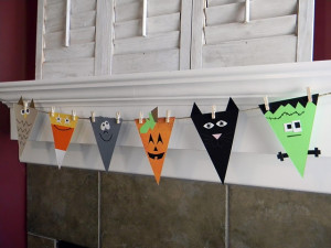5 Last Minute Easy Halloween Crafts • The Simple Parent