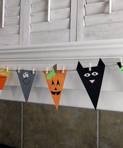 5 Last Minute Easy Halloween Crafts