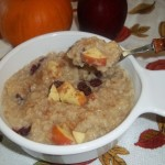 Tasty Tuesday: Maple and Fruit Oatmeal Recipe