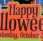 Smarties for Halloween