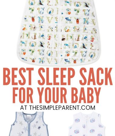 Aden and Anais Sleep Sack - The muslin sleep sack is a baby nursery must have. There are boy and girl prints availabe in the bedding. Learn more about the uses and check out the cool prints!