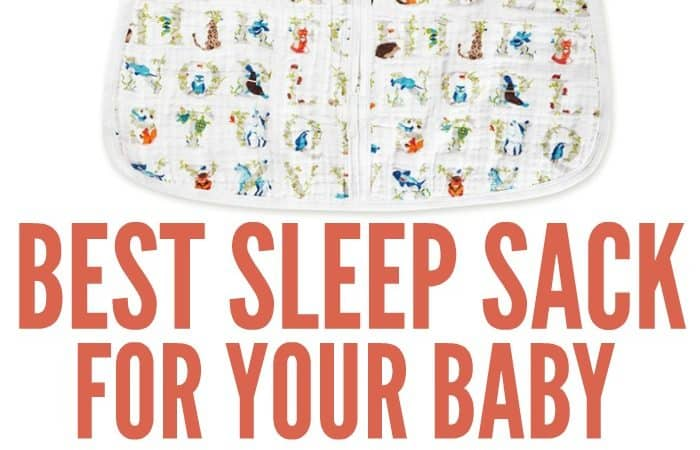Aden and Anais Sleep Sack Sizing & Review