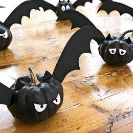bat o lanterns halloween pumpkins