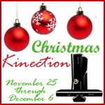Christmas Kinection Giveaway: Win an Xbox Kinect for the Holidays!