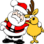 Momhood Monday: To Santa or Not To Santa?