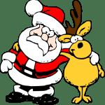 Momhood Monday: To Santa or Not To Santa?