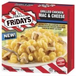 T.G.I. Fridays Entrees for One Pleases the Mac & Cheese Fan!