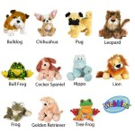 Holiday Gift Deal: 11 Webkinz for $37 Shipped!