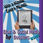Win a Kindle in the December BSMB Kindle Giveaway!