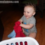Wordless Wednesday: Laundry Day