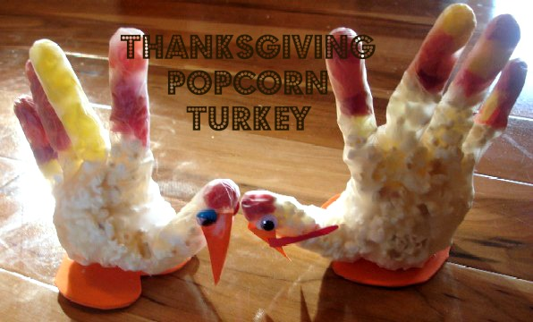 Popcorn Turkeys