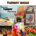 Thanksgiving Turkey: 8 Crafts & Recipes