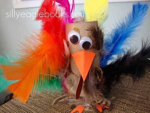 Thanksgiving turkey crafts recipes pinterest round up for Toilet paper roll crafts thanksgiving