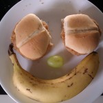 Tyson Mini Chicken Sandwiches: Smiley After School Snack #TysonGoodness #Cbias