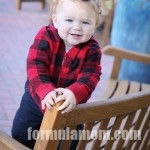 Wordless Wednesday: 11 months old!