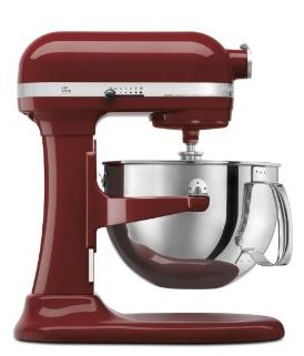 Amazon Deal: KitchenAid Mixer Perfect for the Holidays!