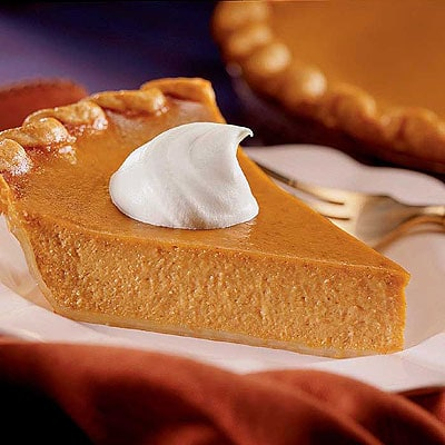 Friday Five: 5 Pumpkin Pie Recipes