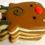 Holiday Help: Reindeer Christmas Cookies Inspiration