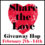 Share the Love Giveaway Hop Welcomes Tweetalicious!