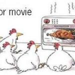 Funny Thanksgiving Cartoon – Thanksgiving Horror Movie
