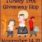 Turkey Trot Giveaway Hop: 3 winners!