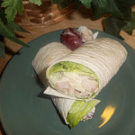 Tasty Tuesday: Chicken Salad Wrap