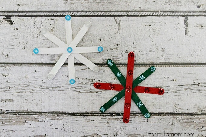 Make Christmas Ornaments Easy Crafts : Easy christmas crafts to keep you busy during the holidays