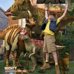 Giveaway: Dino Dan from Kidtoons