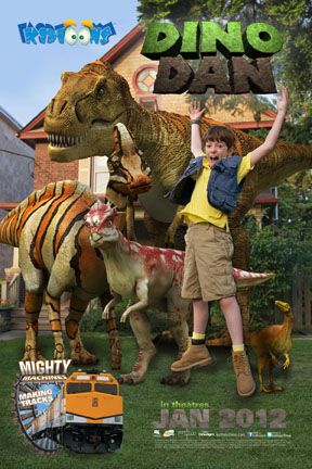 Dino Dan from Kidtoons