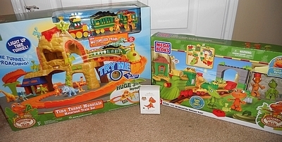Holiday Gift Guide: The Jim Henson Company's Dinosaur Train (Review & Giveaway)