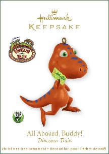 Dinosaur Train Hallmark Ornament