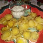 Tasty Tuesday: Beer Battered Fried Pickles Recipe