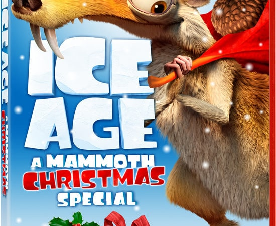 DVD Review – Ice Age: A Mammoth Christmas